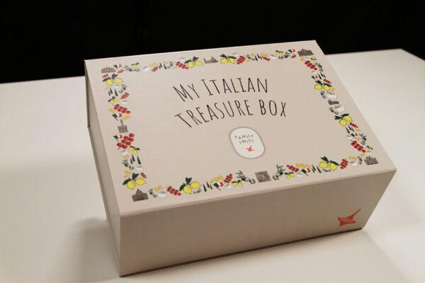 Italian treasure box