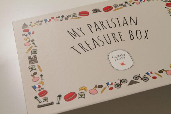 Treasure Box Paris