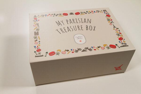 My Parisian Treasure box