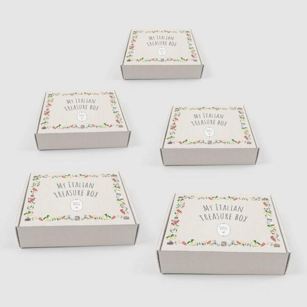 My Italian Treasure Box - complement pack